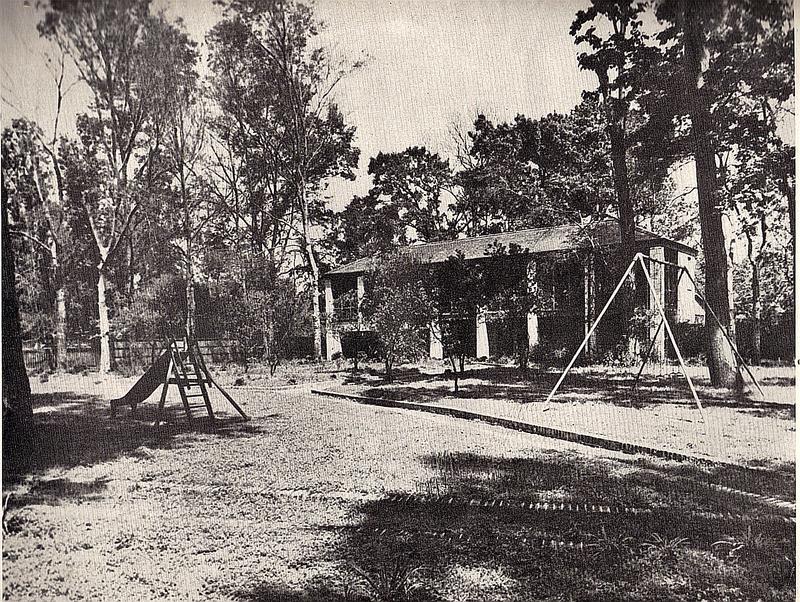 Recreation Building, 1948