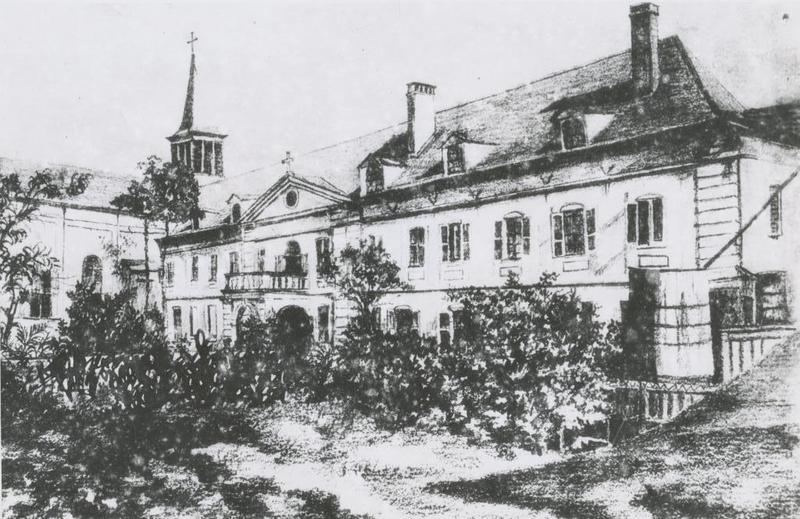 Early 20th Century, Ursuline Convent
