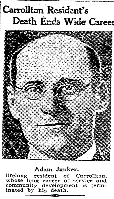 Picture of Adam Junker, the creator of Palmer Park. &lt;br /&gt;<br />
