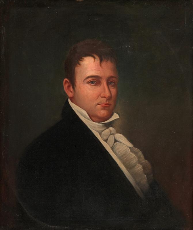 Governor William C. C. Claiborne