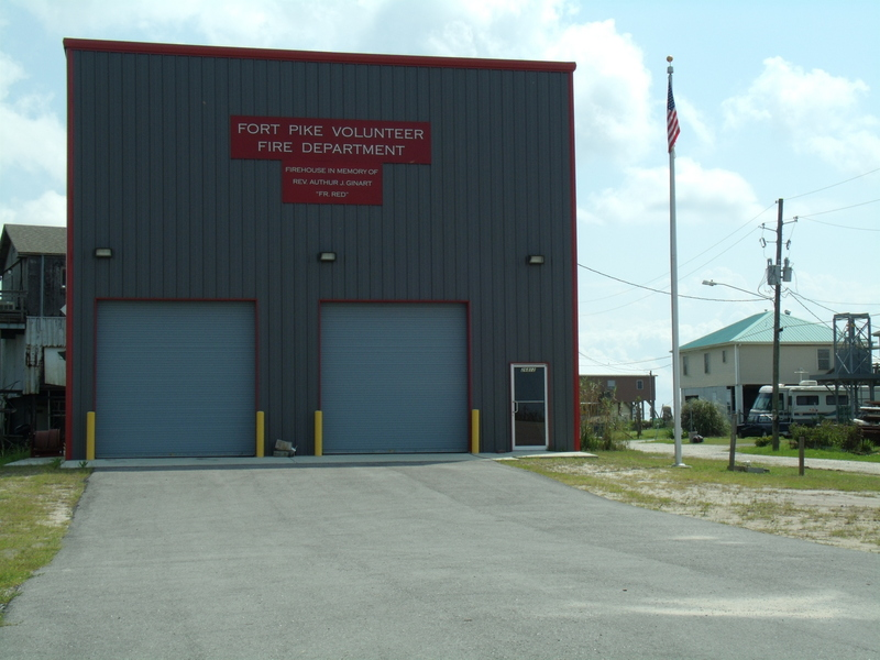 Fort Pike Volunteer Fire Department