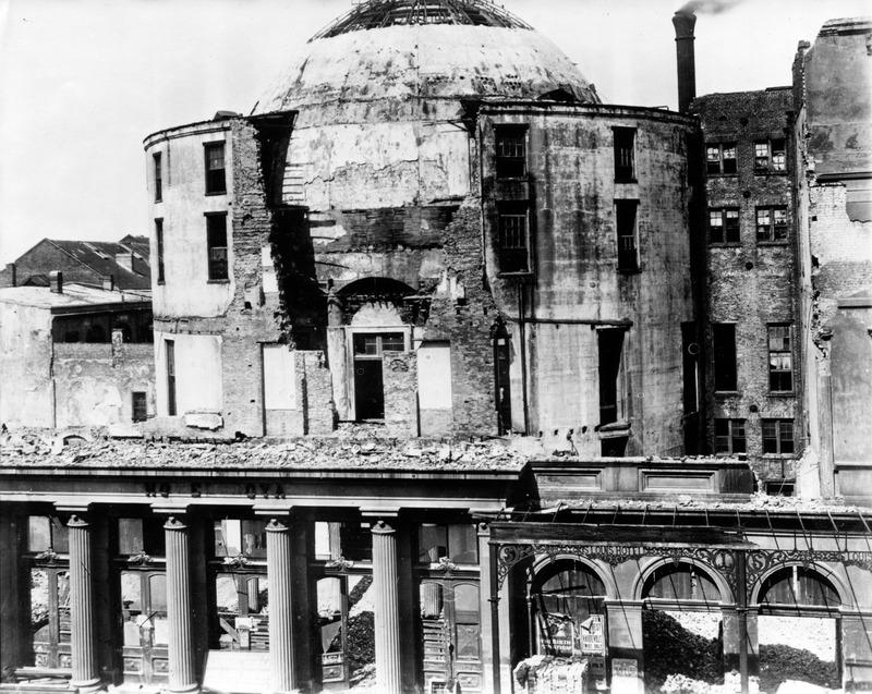 """""""Hotel St. Louis, Demolition"""""""