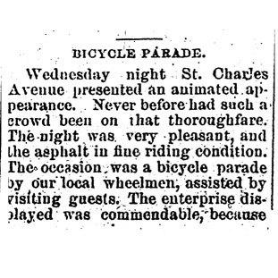 Parade Report